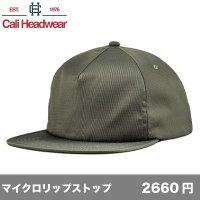 5パネル ナイロンキャップ [NY99] Cali Headwear-カリ ヘッドウェア