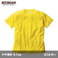 ファイバードライTシャツ [POT-104] BEES BEAM-ビーズビーム