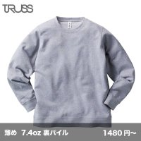 スタンダード スウェットシャツ [RSS-147] TRUSS-トラス
