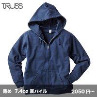 スタンダードジップパーカ [RSZ-143] TRUSS-トラス