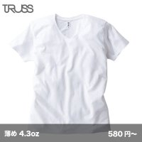 スリムフィットVネックTシャツ [SFV-113] TRUSS-トラス