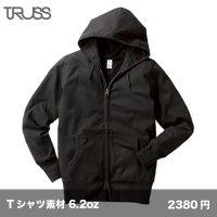 ジャージー ジップパーカ [SZP-111] TRUSS-トラス