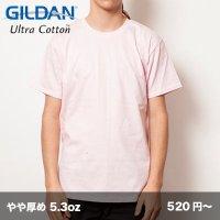 5.3oz ジャパンフィットTシャツ [76000] gildan-ギルダン