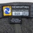 画像5: ウールキャップ [2230] newhattan-ニューハッタン