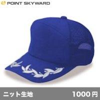 エンブロイドキャップ(バックメッシュ) [EM] POINT SKYWARD-ポイント スカイワード