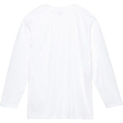 画像3: 5.6oz ヘビーウェイト長袖Tシャツ(袖リブ無) [00102] printstar-プリントスター