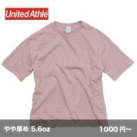 ビッグシルエットTシャツ [5508] unitedathle-ユナイテッドアスレ