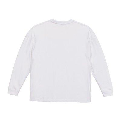 画像2: ビッグシルエット長袖Tシャツ(袖リブ有) [5509] unitedathle-ユナイテッドアスレ