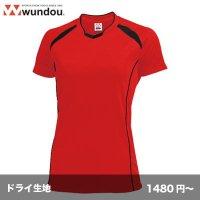 ウイメンズバレーボールシャツ [P1620]  wundou-ウンドウ