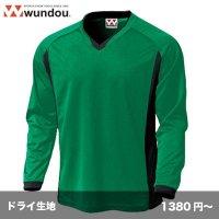 長袖サッカーシャツ [P1930]  wundou-ウンドウ