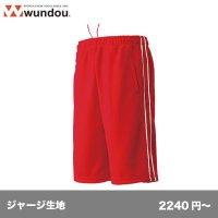 パイピングハーフパンツ [P2080]  wundou-ウンドウ