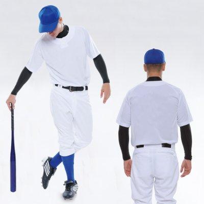 画像3: セミオープン ベースボールシャツ [P2710]  wundou-ウンドウ