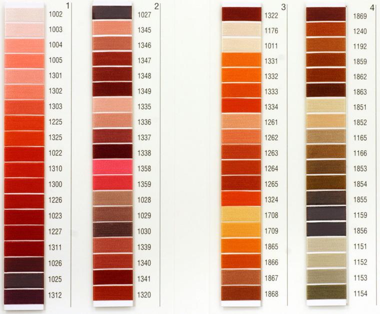 刺繍カラー1