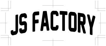 キャップ フロント3D刺繍-Bデータ